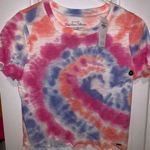 NWT Hollister Must Have Collection Shirt